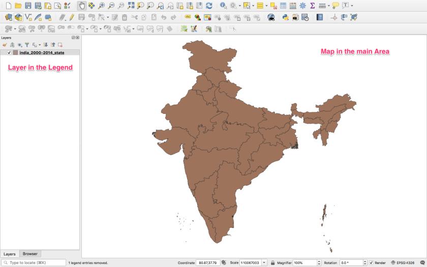Base Map added